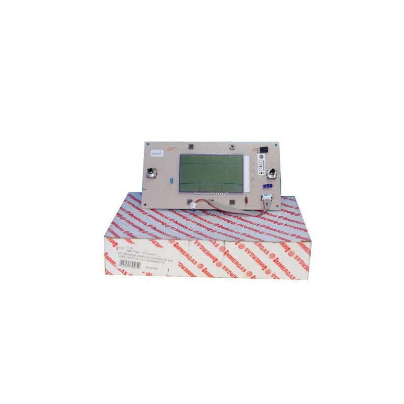 Poza Placa display centrala termica Immergas Victrix Zeus Superior 32 2 ERP. Poza 8452