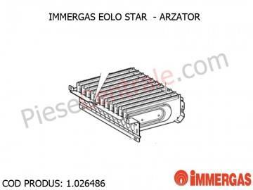 Poza Arzator centrala termica Immergas Eolo Star