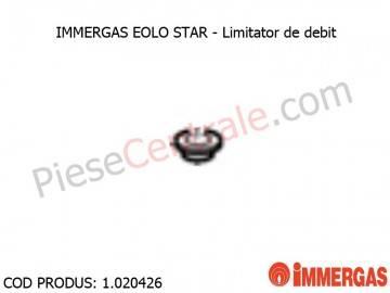 Poza Limitator de debit centrala termica Immergas Eolo Star