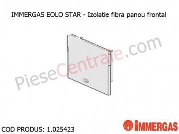Poza Izolatie fibra panou frontal centrala termica Immergas Eolo Star
