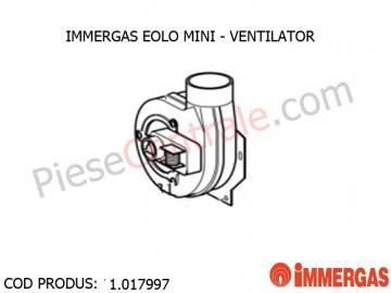 Poza Ventilator centrala termica Immergas Eolo Mini