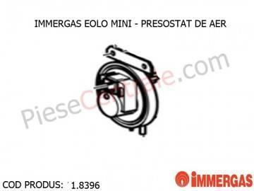 Poza Presostat de aer centrala termica Immergas Eolo Mini