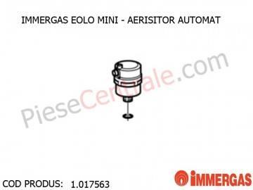 Poza Aerisitor automat centrala termica Immergas Eolo Mini
