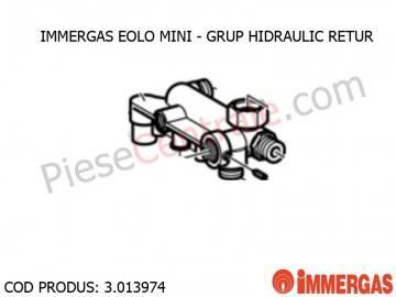 Poza Grup hidraulic retur centrala termica Immergas Eolo Mini