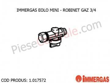 Poza Robinet gaz 3/4 centrala termica Immergas Eolo Mini