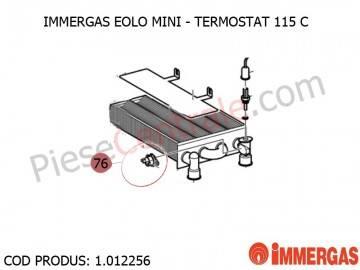 Poza Termostat 115 C centrala termica Immergas Eolo Mini