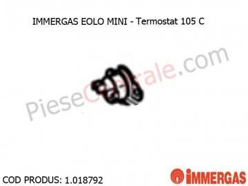 Poza Termostat 105 C centrala termica Immergas Eolo Mini