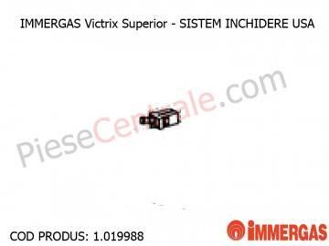 Poza Sistem inchidere usa centrala termica Immergas Victrix Superior