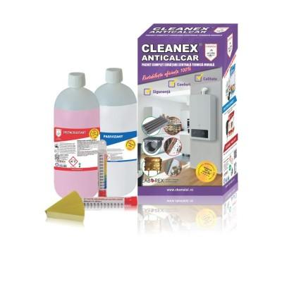 Poza Pachet de curatare pentru centrale termice Cleanex Anticalcar. Poza 8048