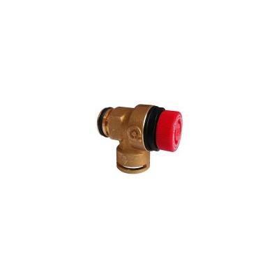 Poza Supapa siguranta 3 bar centrala termica Immergas Eolo Mini, Eolo Mini Special. Poza 8115