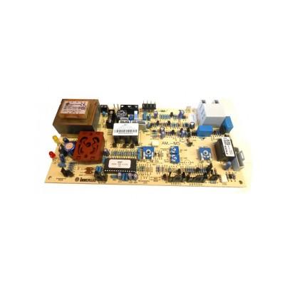 Poza Placa electronica centrala termica Immergas Eolo Mini 24 versiunea fara display cu manometru pe stanga. Poza 8228