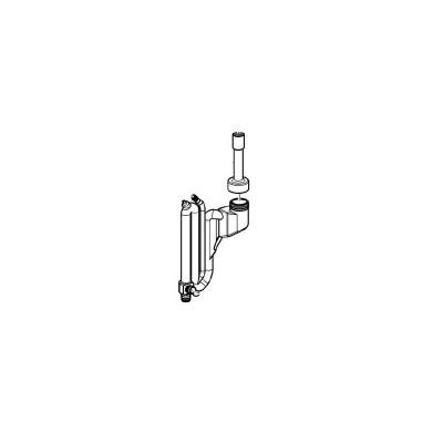 Poza Sifon din plastic centrala termica Immergas Victrix Tera 24/28, 24 Plus, 32 kw. Poza 8608