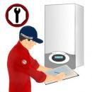Punere in functiune si autorizare functionare pentru centrale termice murale cu putere cuprinsa intre 24-35 KW